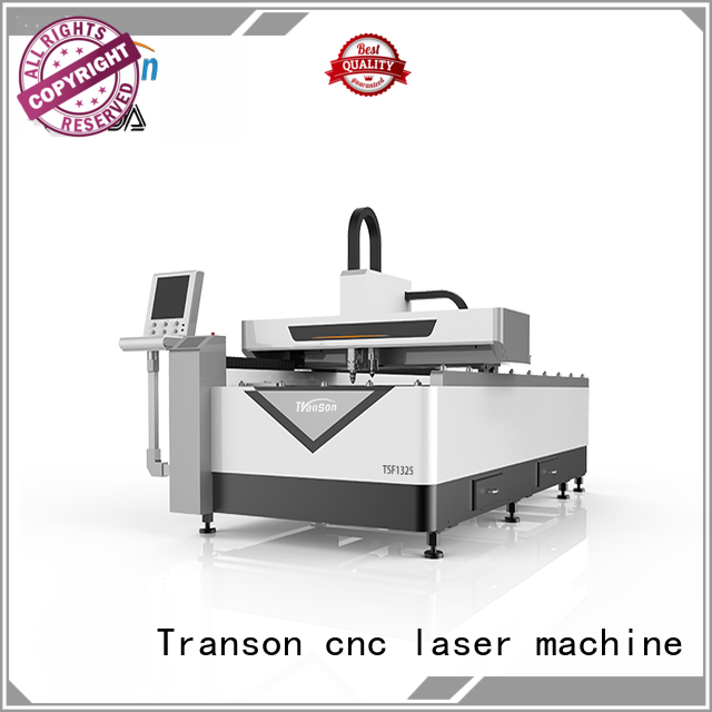 Transon oem fiber laser cutting machine high performance fast delivery