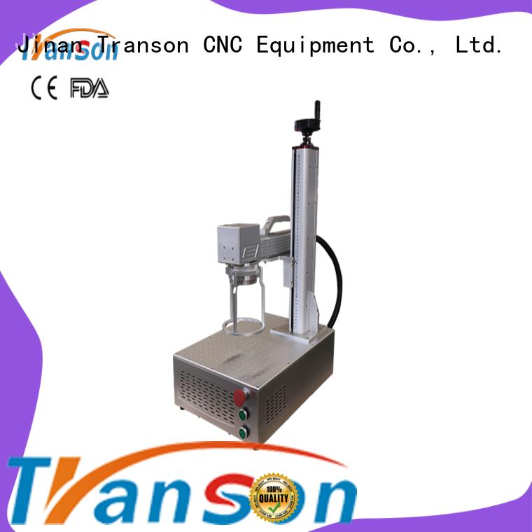 Transon handheld laser marking machine metal engraving best factory price