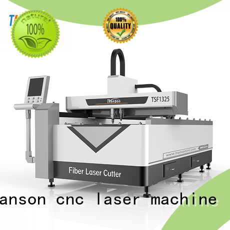 Transon fiber optic laser cutting machine top selling fast delivery