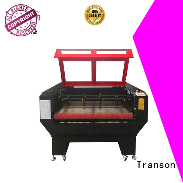 Transon leather cutting machine popular fast delivery
