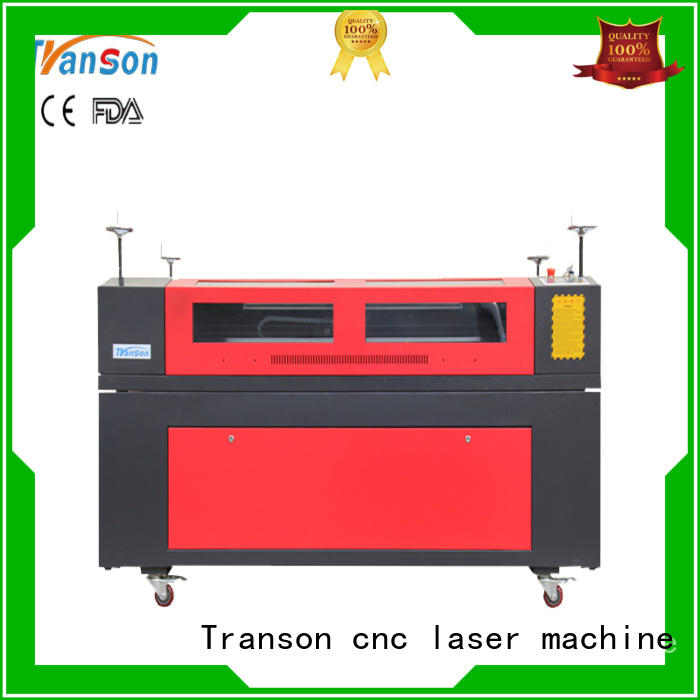 Transon recommended best laser engraving machine popular good quality