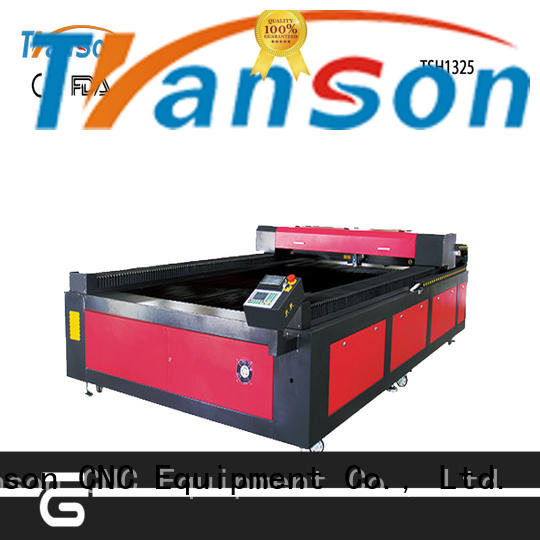 Transon sheet metal laser cutting machine industrial fast delivery