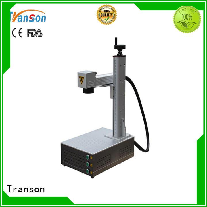 fiber laser machine stainless steel marking