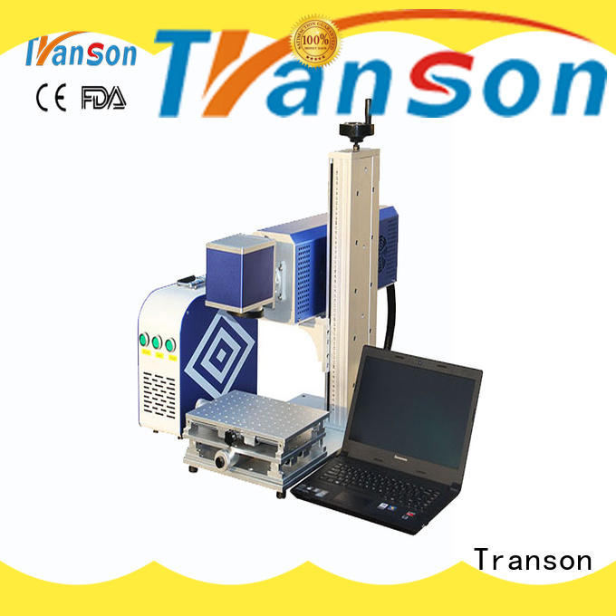 Transon custom laser marker machine laser marking machine fast delivery