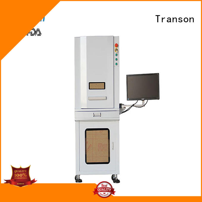 Transon high-precision jewelry marking machine easy operation
