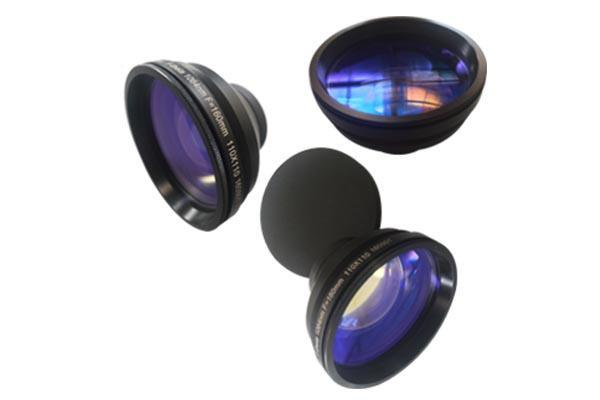 Different Field Lens, Focus Lens for Laser Marker