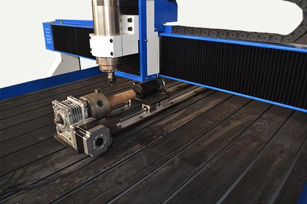 Custom high-quality rotary axis for CNC router at favorable  price