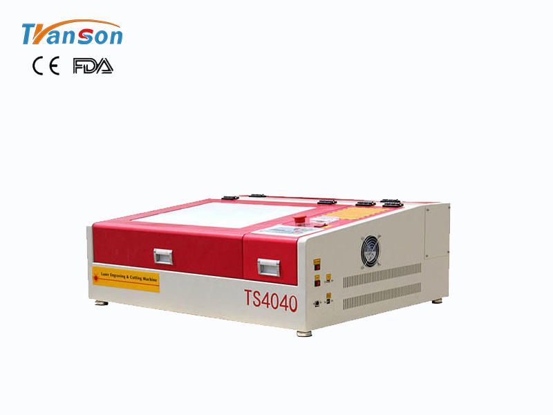 40W Mini Portable laser engraving cutting machine TS4040