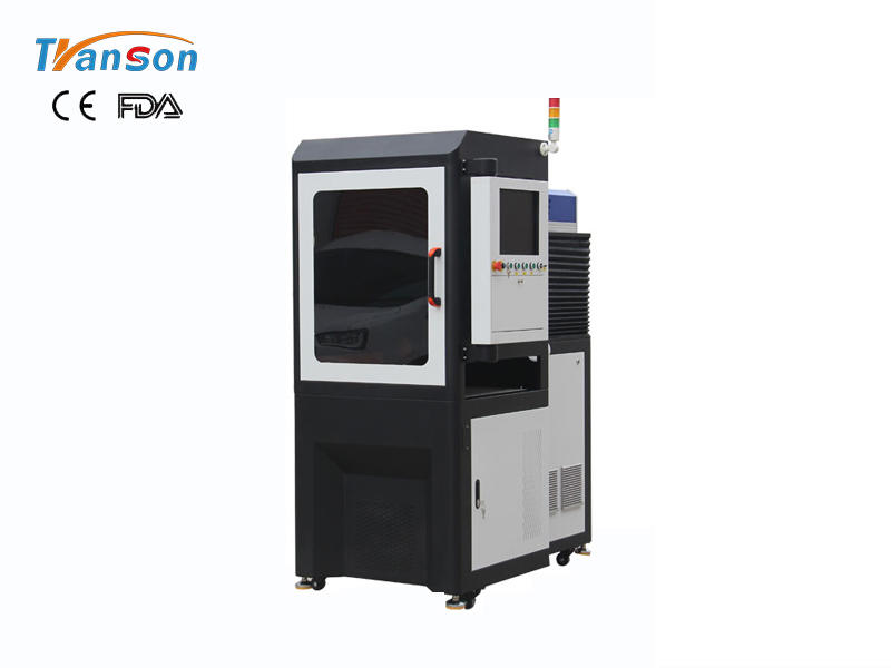 Large Format Dynamic Focusing Co2 Galvo Laser Marking Machine
