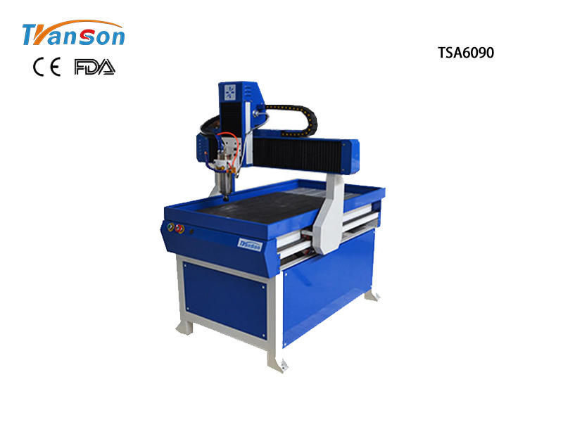 Advertising CNC Router Cutting Machine For Aluminum Acrylic Plastic  TSA6090 TSA6015 TSA9015 TSA1212 TSA1218