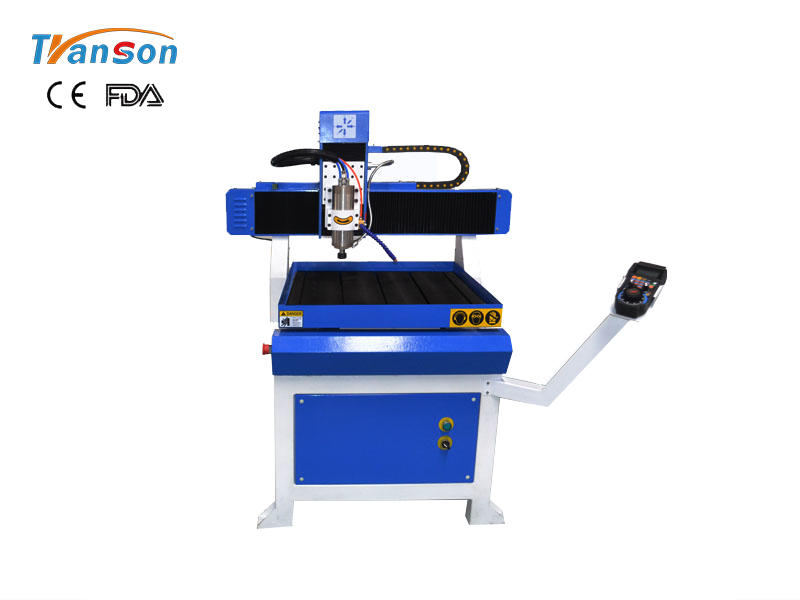 Mini CNC Router 3 Axis 4 Axis For Metal Nonmetal TSM4040  TSM6060