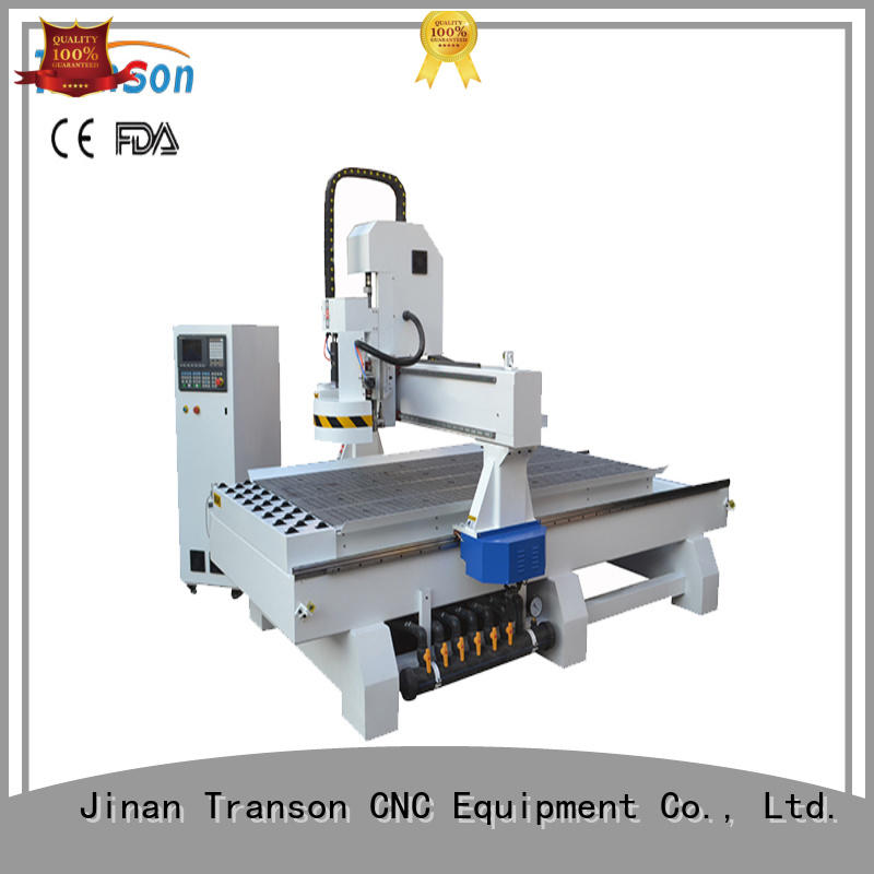 Transon cnc router for sale oem high quality