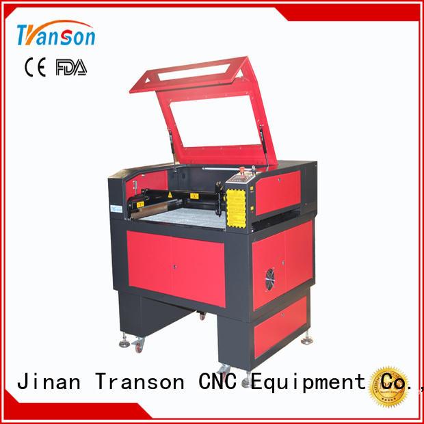 Transon industrial laser cutter high quality customization