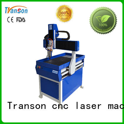 Transon desktop cnc router factory direct supply auto-cutting