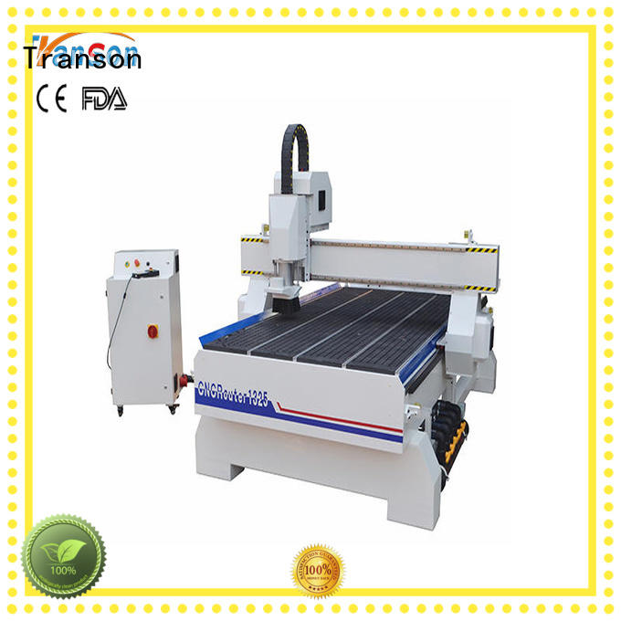 Transon high performance cnc router 1325 metal engraving factory direct supply