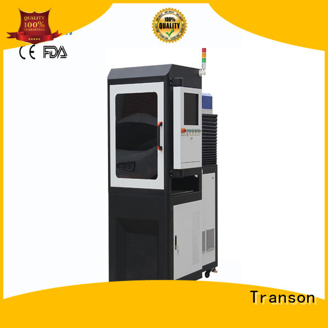 Transon co2 marking machine co2 laser marking popular fast delivery