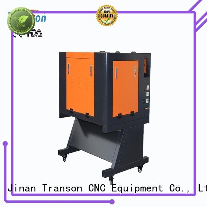 Transon laser engraver cutting machine high quality wholesale