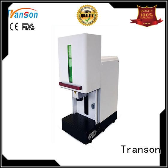 mini fiber laser marking machine stainless steel marking factory direct supply