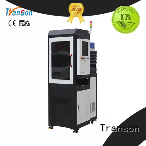 laser marking machine cost for metal Transon
