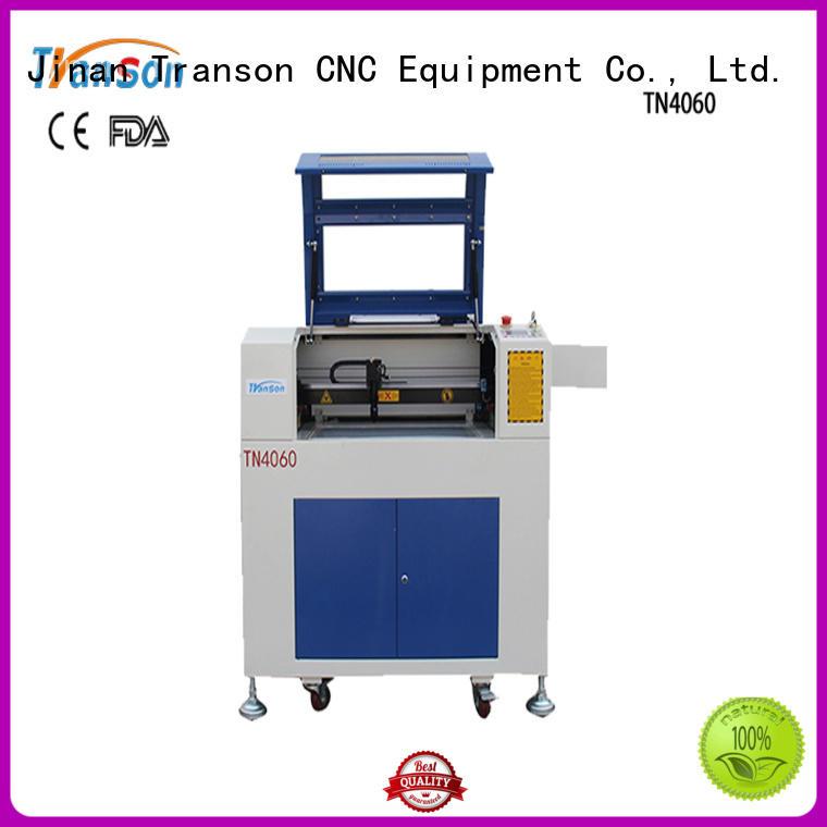 laser cutting machine manufacturer Transon