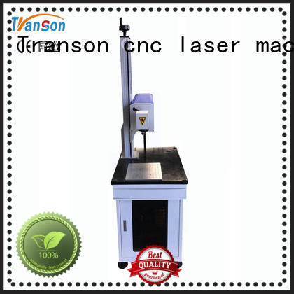 Transon co2 laser marking machine high performance advanced technology