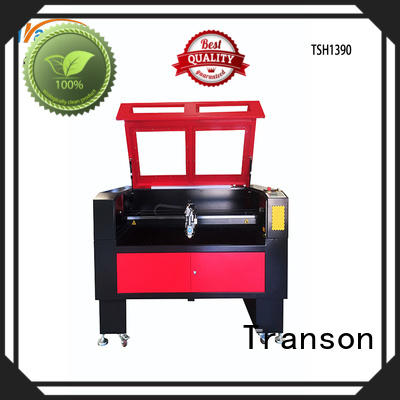 Transon metal laser cutter plastic fast delivery