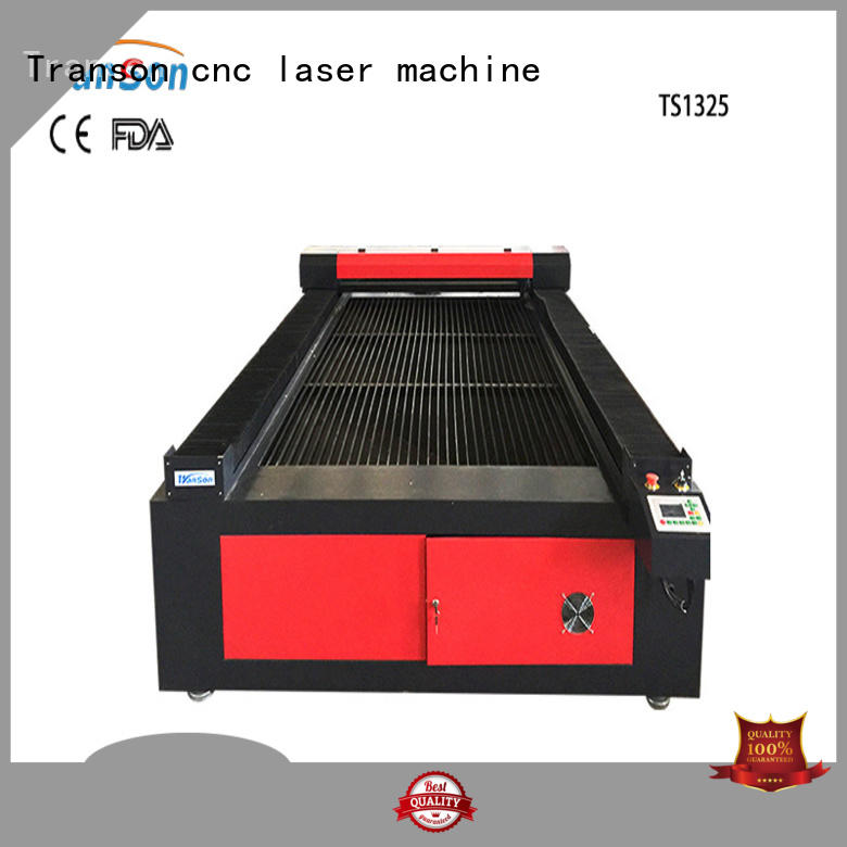 Transon custom laser cutter wholesale