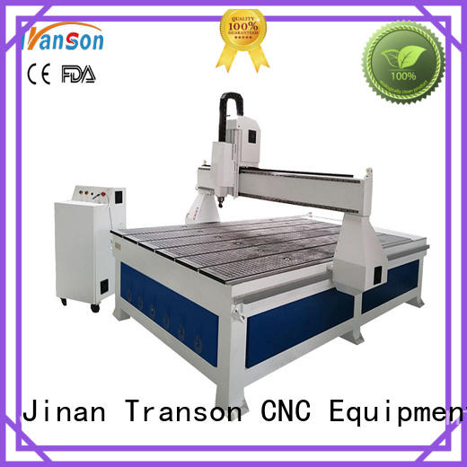cnc metal router best supply performance Transon
