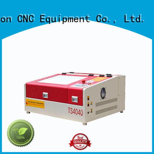 Transon laser engraving cutting machine custom