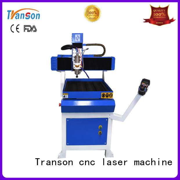 high performance mini cnc router stainless steel marking easy operation