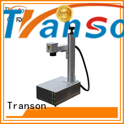 Transon laser marking equipment cnc factory direct supply