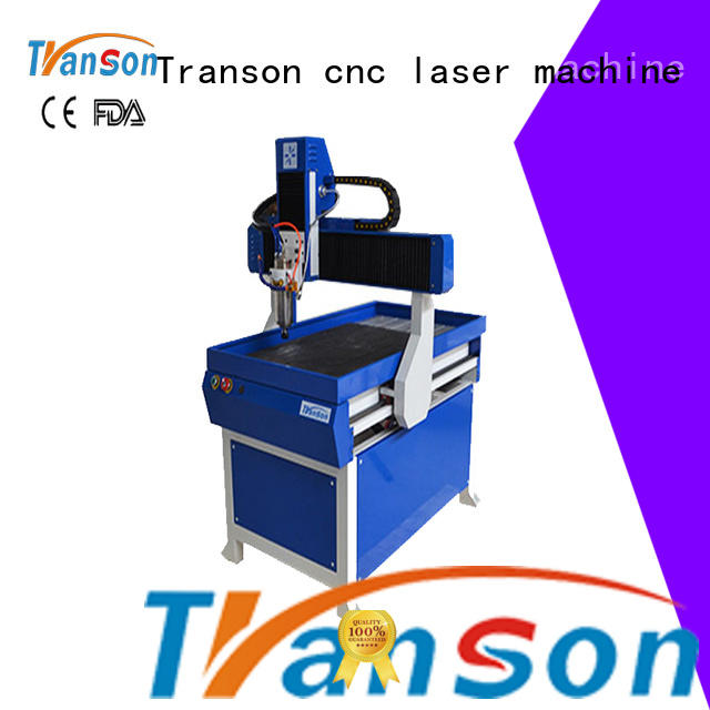 metal router auto-cutting Transon