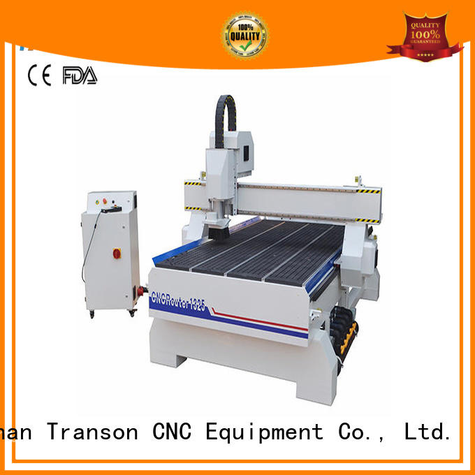 Transon cheap cnc router stainless steel marking factory direct supply