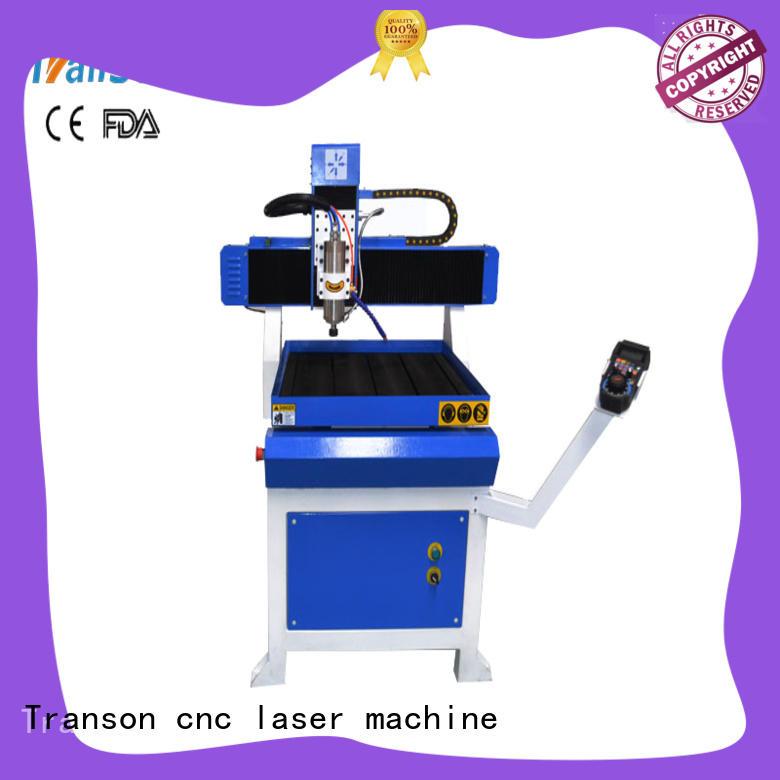 mini cnc router machine cnc factory direct supply Transon