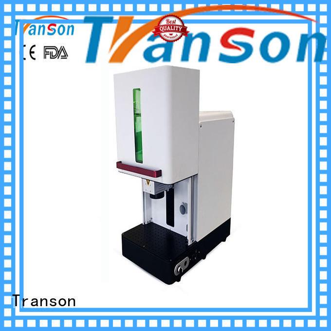 high performance fiber laser machine metal engraving factory direct supply