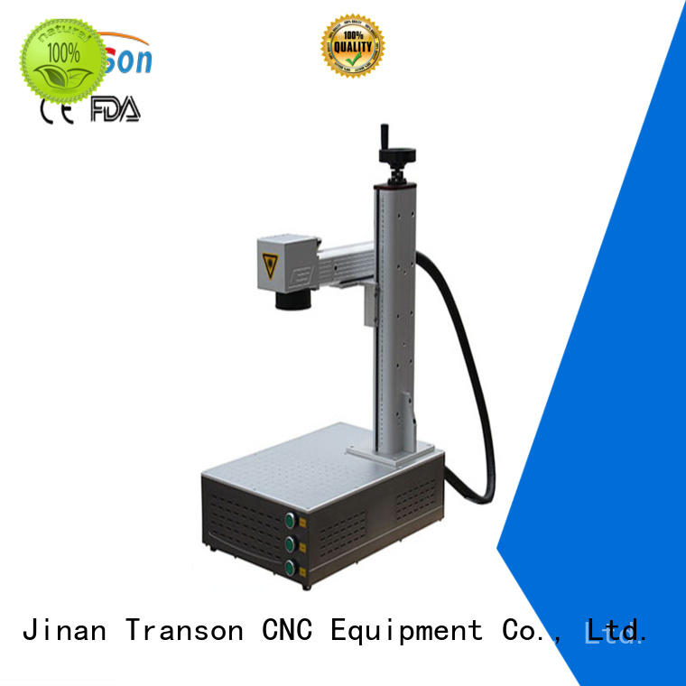 industrial laser marking machine factory direct supply Transon
