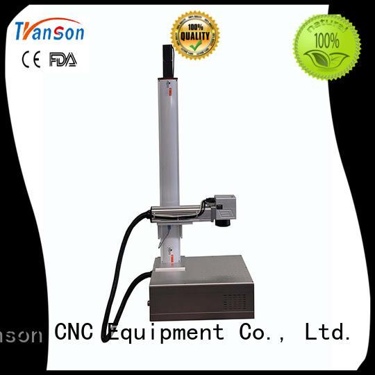 Transon metal marking machine metal engraving easy operation