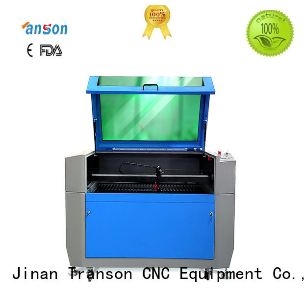 Transon best-selling industrial laser cutter customization