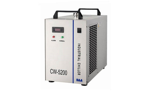 Water chiller CW3000 CW5200 CW6002 portable water pump