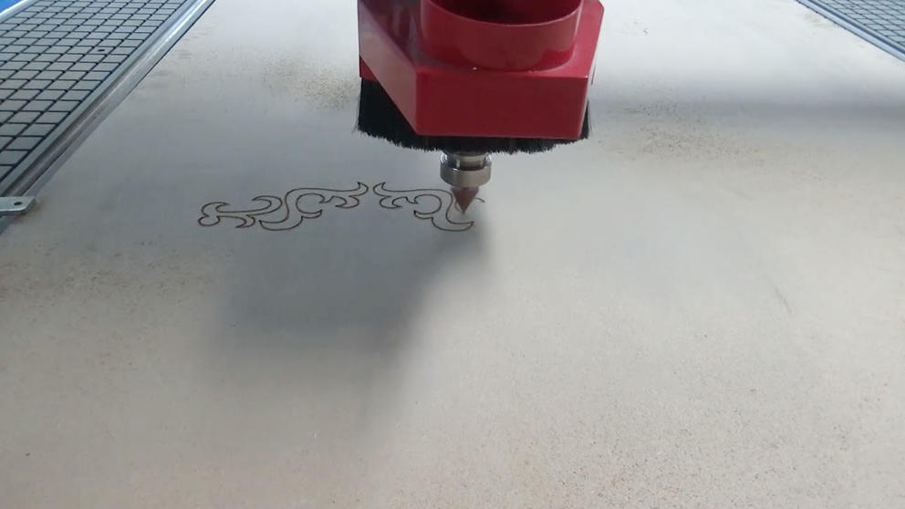 2030 ATC CNC Router With 8pc LinearType ATC