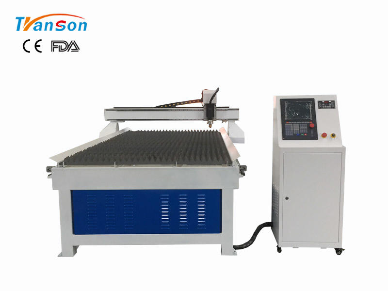 Transon Industry CNC Plasma Cutter For Metal TSP1325 TSP1530 TSP1560