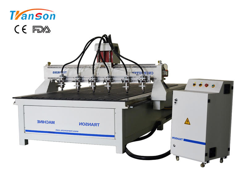 Transon industrial cnc router for woodworking