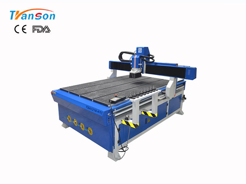 TSA1218-ATC tabletop cnc router 2.2kw