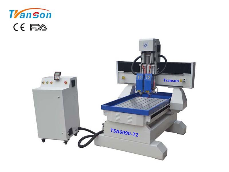 High-precision 6090 cnc router with worktable