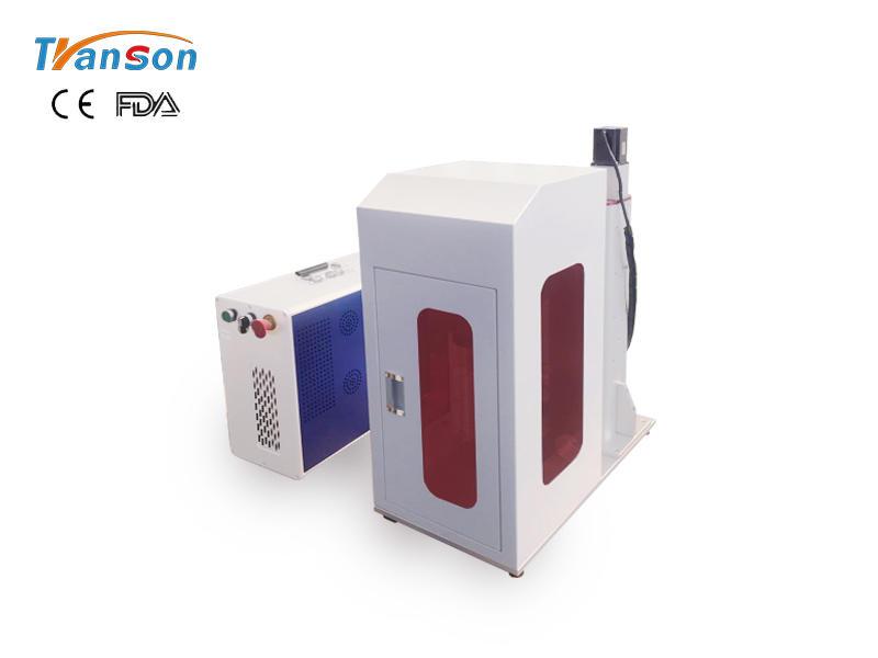 TSF Fiber Laser Marking Machine- Mini Enclosed model