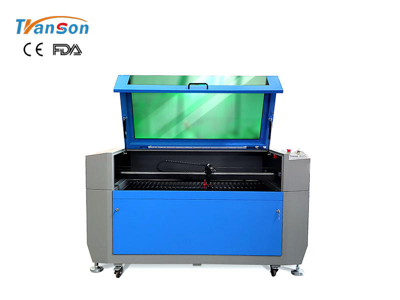 TN1390 CO2 laser engraving machine with 100w