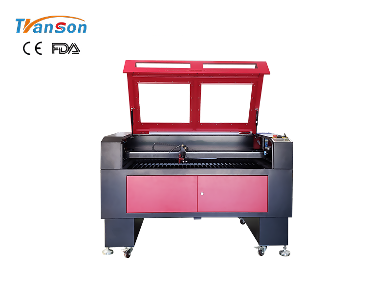 TS1290 CO2 Laser Engraving Cutting Machine