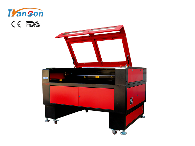 TS1390 CO2 Laser Engraving Cutting Machine