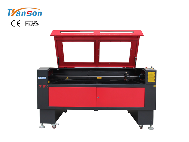 TS1610 CO2 Laser Engraving Cutting Machine