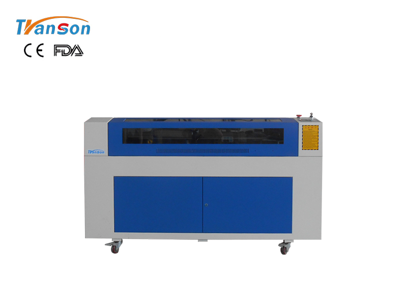 TN1490 CO2 Laser Engraver Cutter For Nonmetal Wood MDF Acrylic Leather